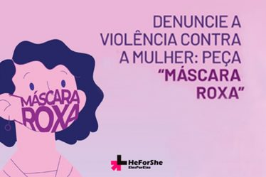 Máscara roxa: campanha permite que mulheres denunciem em farmácias casos de violência