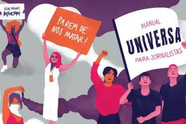 Universa lança manual de conduta para cobertura de violência contra mulher