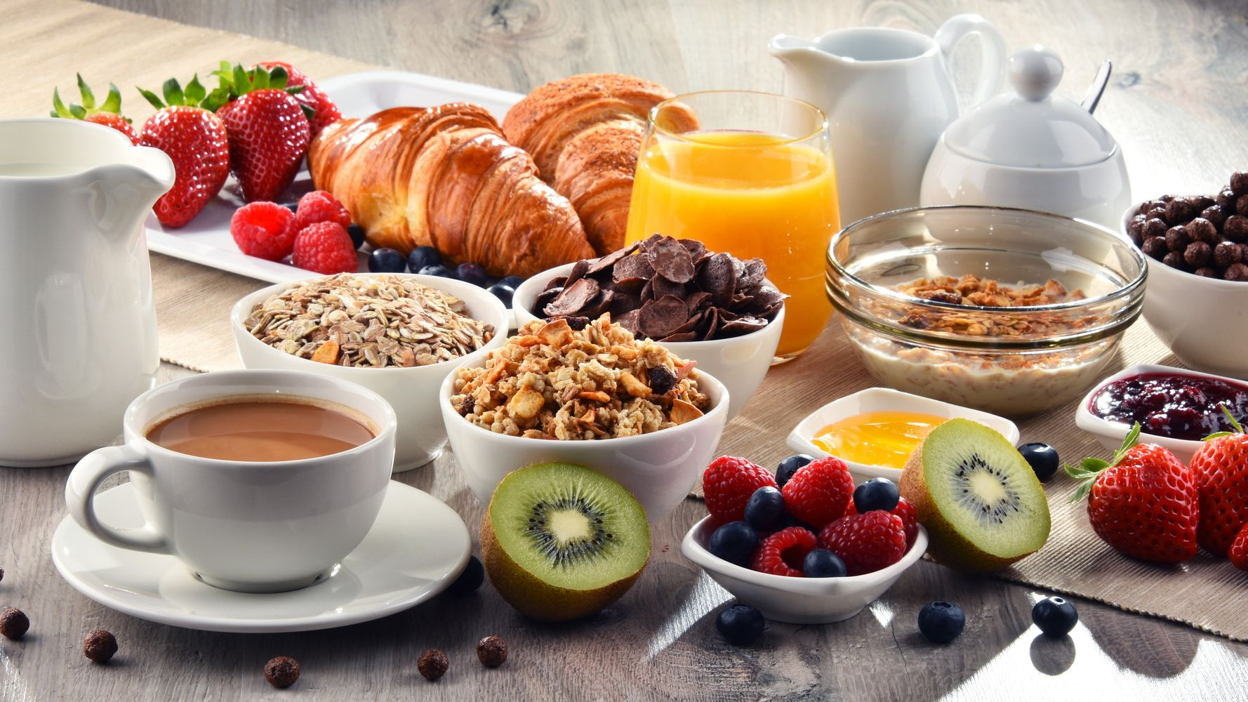 Alimentos que recarregam as energias