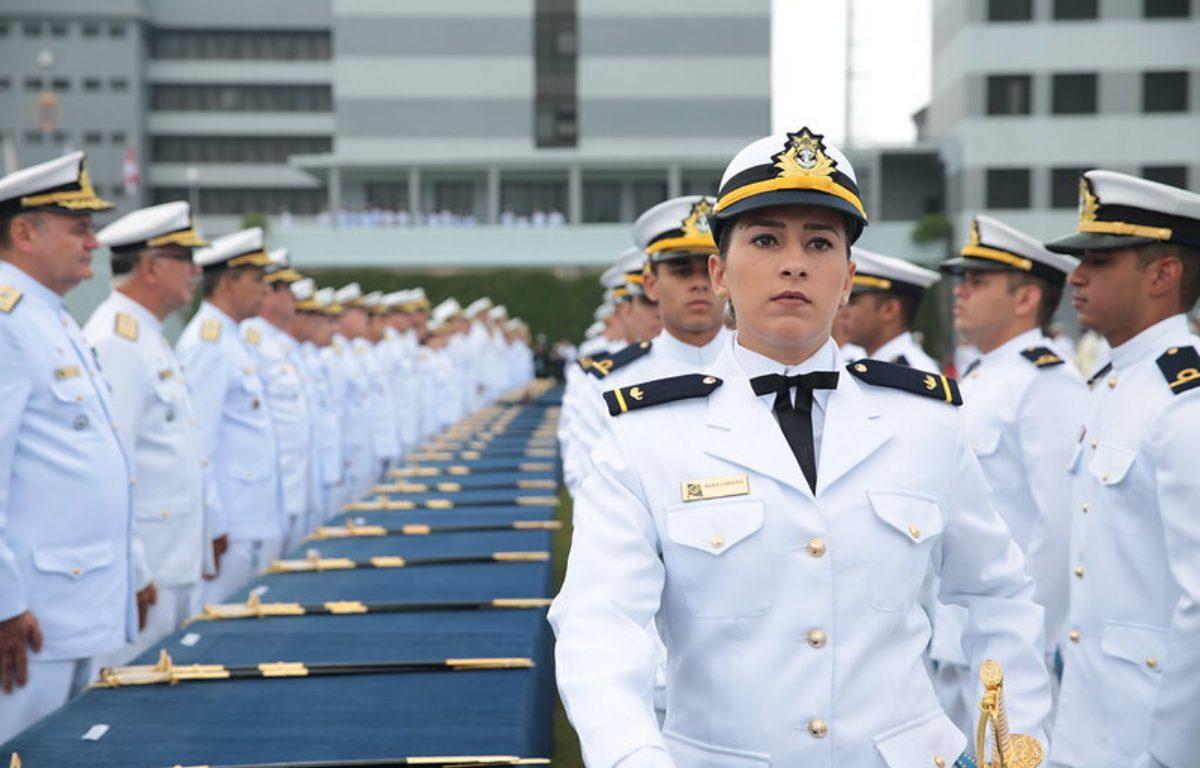 Após mais de 70 anos, Colégio Naval irá passar a aceitar mulheres